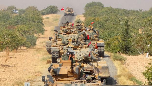 Турция зашла без приглашения