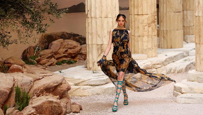 Круизная коллекция дизайнерского дома Chanel