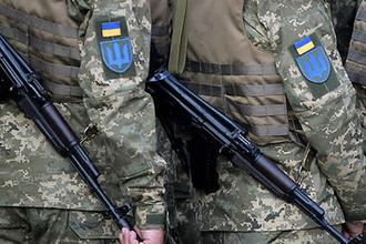 Обвинили ЛНР: боец ВСУ выстрелил в ногу сослуживцу