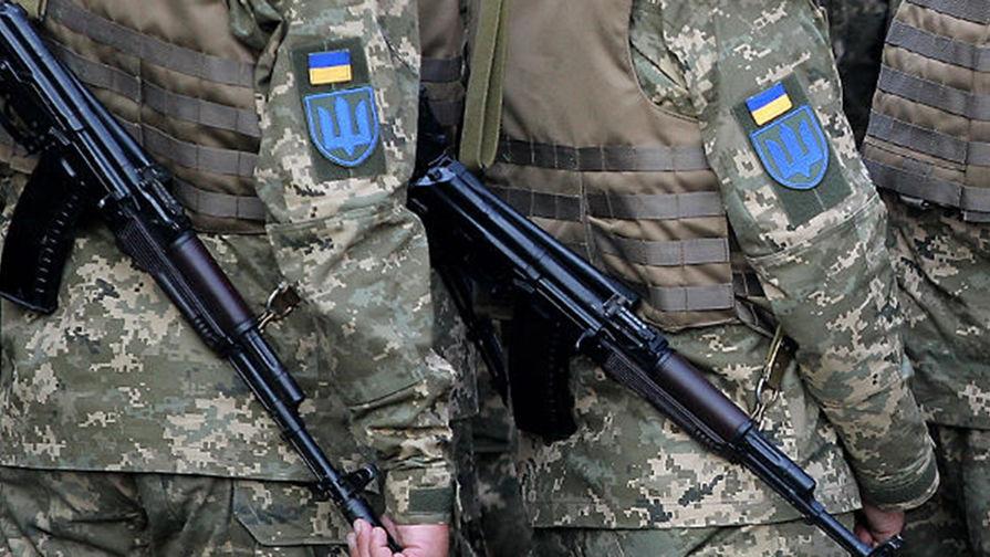 ВСУ случайно уничтожили свои войска в Донбассе