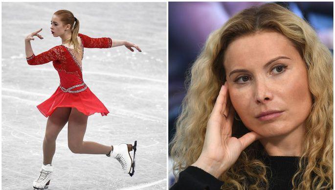Российская фигуристка Дарья Паненкова отказалась от сотрудничества с Этери Тутберидзе