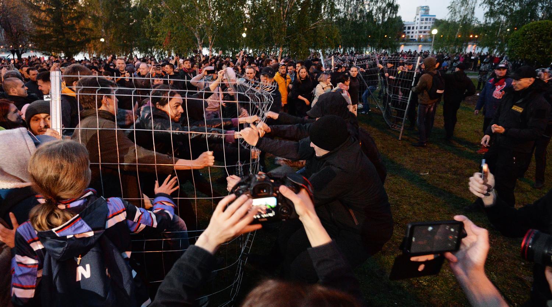 Инвесторы строительства храма в Екатеринбурге сделали заявление