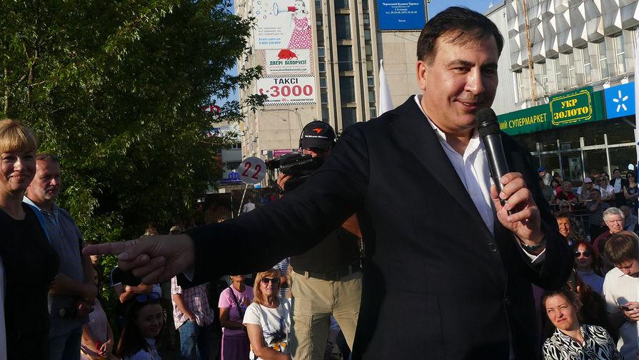 Саакашвили принял предложение Зеленского стать заместителем премьера Украины