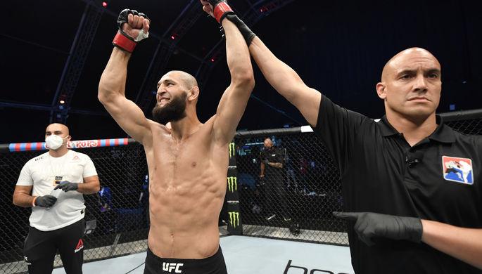Чеченский викинг: Хамзат Чимаев впечатлил главу UFC