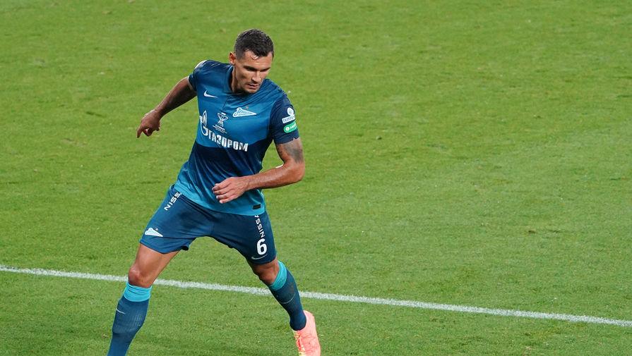 Защитник «Зенита» Деян Ловрен