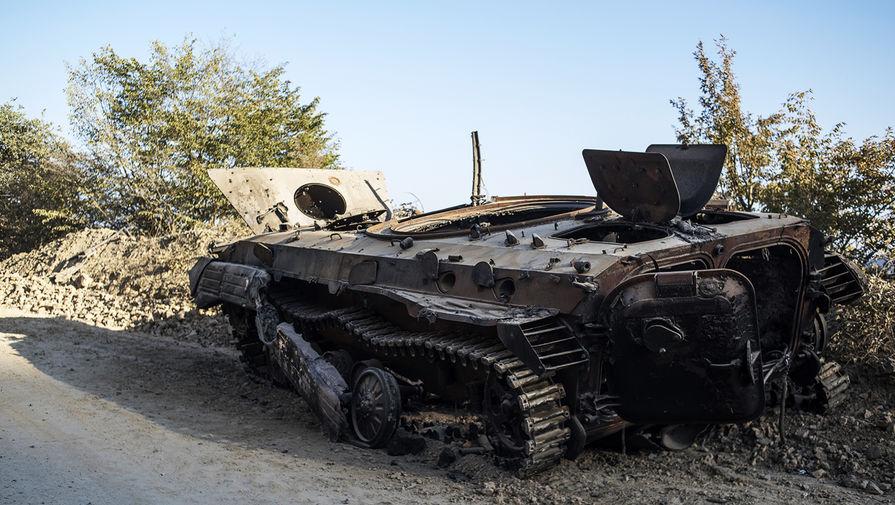 «Едут туда, где деньги»: в США рассказали о наемниках в Карабахе