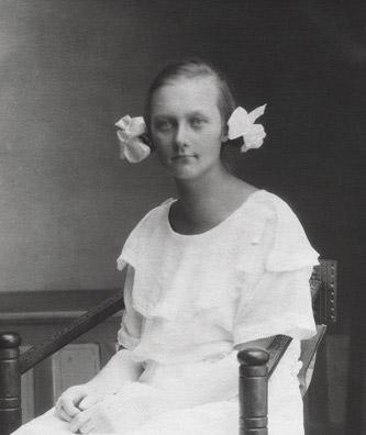 Астрид Линдгрен, 1923 год