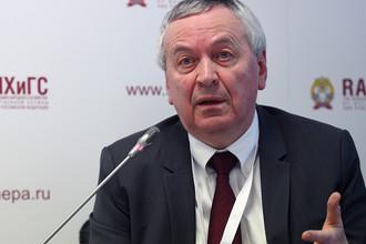 Руководитель Экономической экспертной группы, член Экономического совета при Президенте Российской Федерации Евсей Гурвич