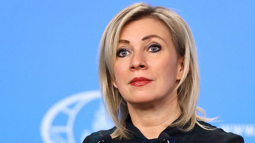 Захарова предложила Западу ввести санкции против самих себя