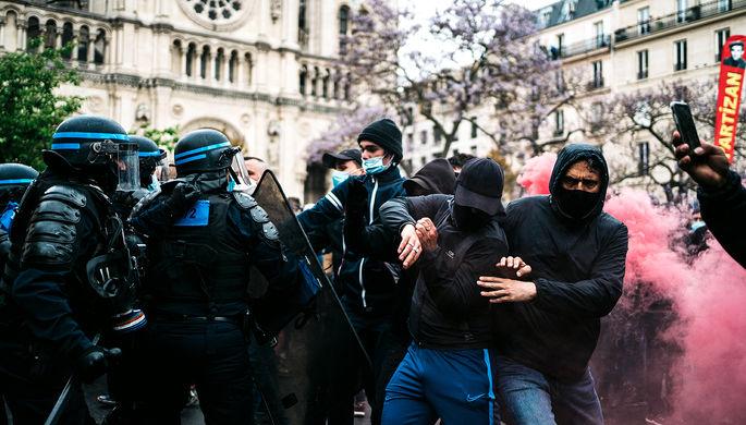 Столкновения в Париже и Берлине: как в мире встретили Первомай