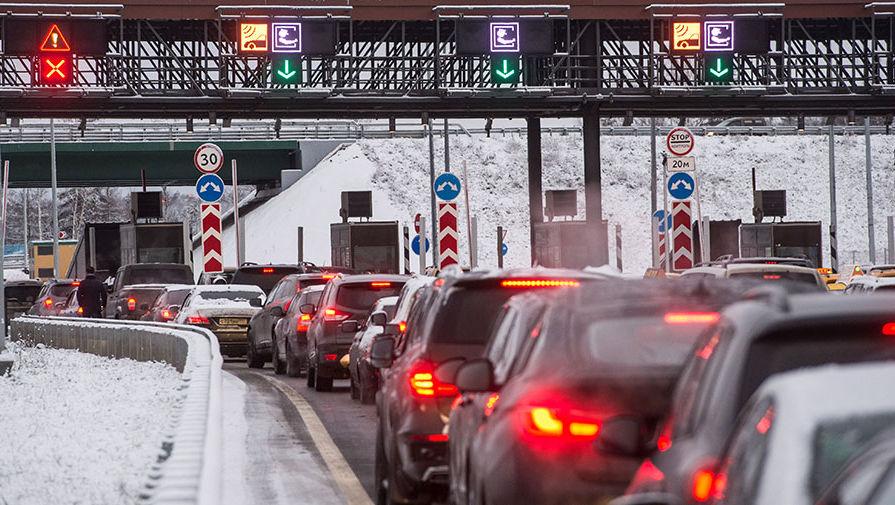 Нарушения на платной трассе: новые штрафы для водителей