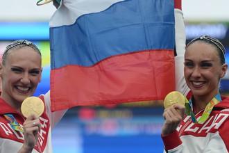 Наталья Ищенко и Светлана Ромашина больше не принесут победу России