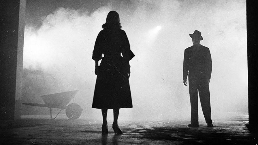 Кадр из фильма «Большой ансамбль» (1955)