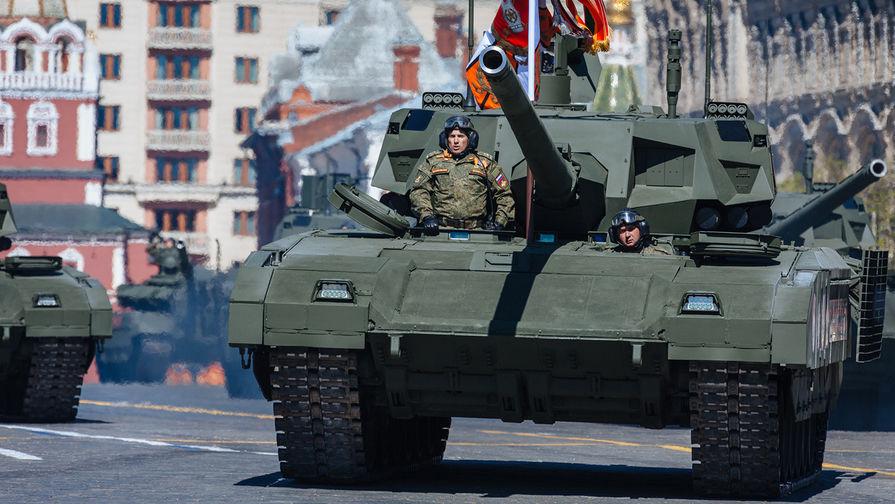 «Армата» получила паспорт: российский танк идет на экспорт