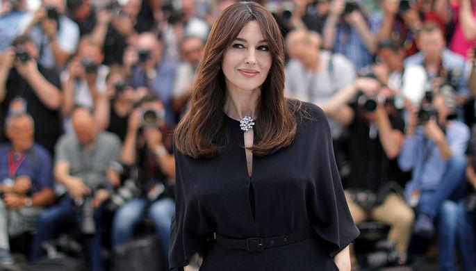 Моника Беллуччи на открытии 70-го Каннского кинофестиваля, 2017 год