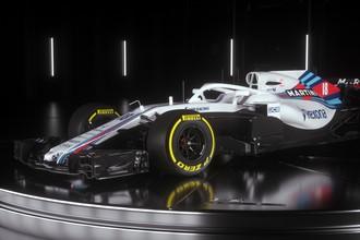 Болид «Формулы-1» «Уильямс»