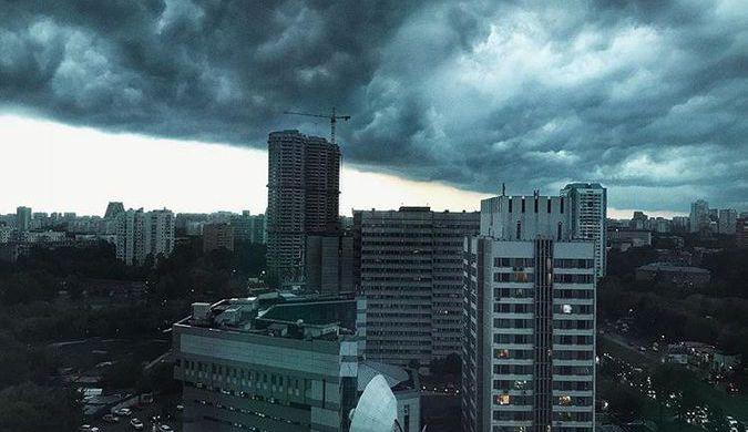 В Москву возвращается осень