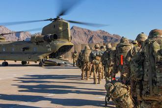 Для защиты от Ирана: США направят военных в Саудовскую Аравию