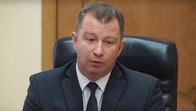 Глава Серовского городского округа Свердловской области Василий Сизиков (кадр из видео)