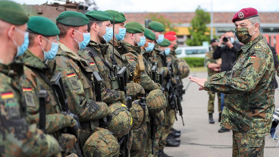 «Китай далеко»: в бундесвере назвали Россию главной угрозой для НАТО
