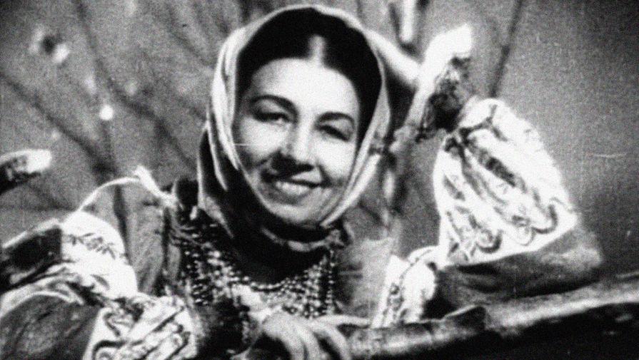 Лидия Русланова, 1942 год