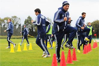 Дан Петреску дает футболистам «Динамо» тяжелые нагрузки на первом сборе