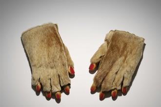 Мерет Оппенгейм. Меховые перчатки