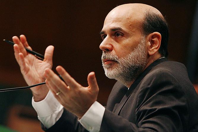 После заявления главы ФРС о сокращении программы количественного смягчения рынки обвалились