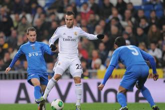 «Реал» обыграл «Олимпик» в матче 1/16 финала Кубка Испании