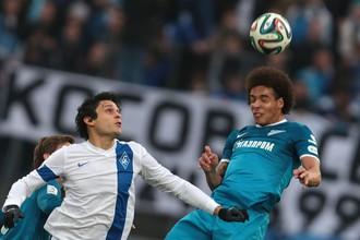 Луис Кабальеро не забил «Зениту» два пенальти