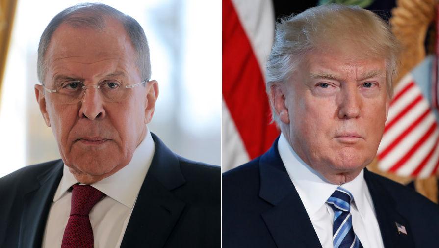 СМИ раскрыли «засекреченную деталь» переговоров Лаврова и Трампа