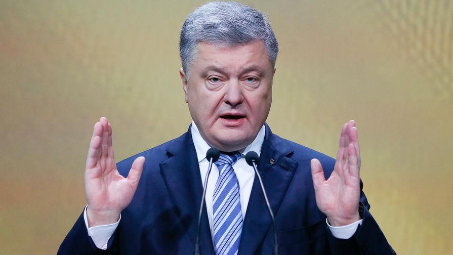 """Порошенко накричал на пенсионера, после его """"благодарности"""" за бедность"""