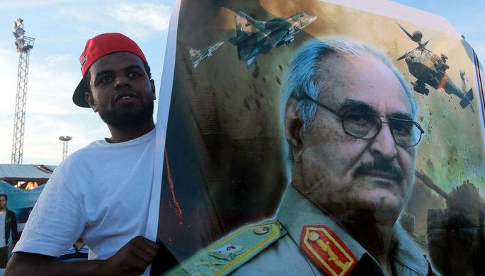 «Очередь за Путиным»: почему Хафтар отказался мириться