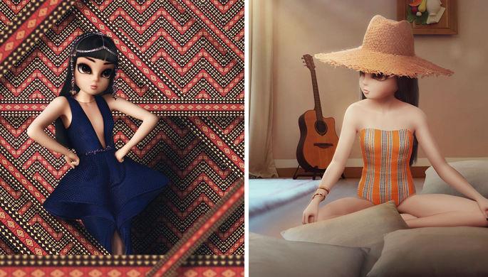 Модели без души и тела: кто такие виртуальные идолы