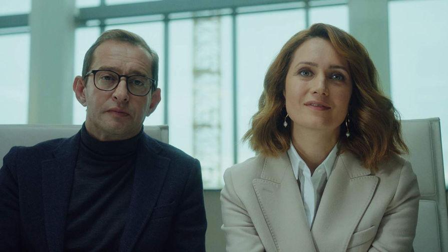 Кадр из фильма «Трое» (2020)