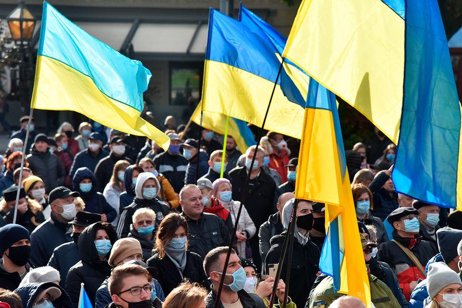 Украинская оппозиция назвала «бредовым» заявление РѕР± отказе РѕС' кириллицы