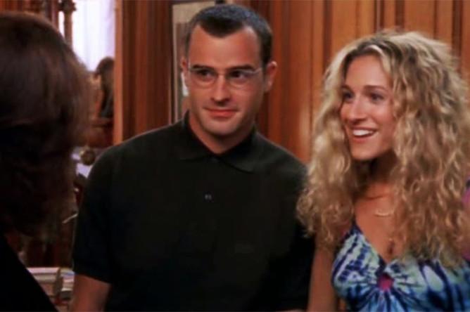 Кадр из сериала «Секс в большом городе», 1998 год