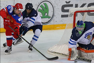 Сборная России уступила сверстникам из Финляндии в полуфинале юниорского чемпионата мира по хоккею