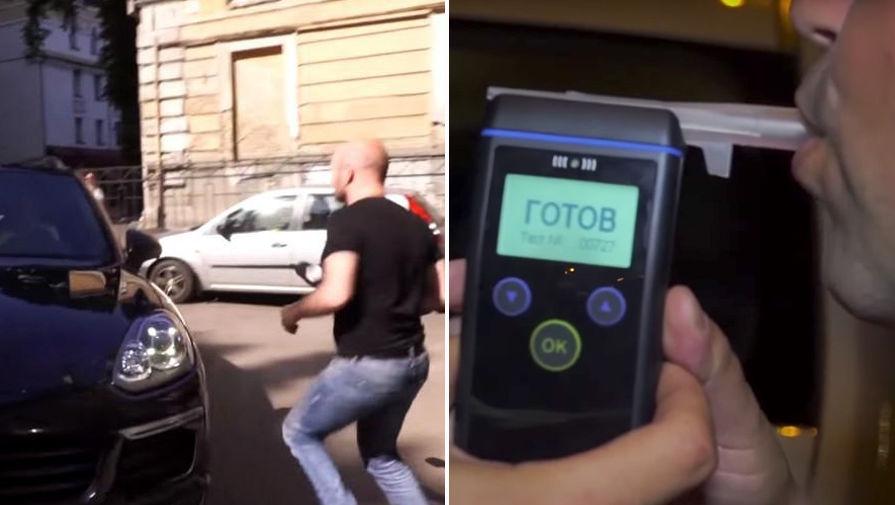 На Украине нашли лазейку в законе для пьяных VIP-водителей