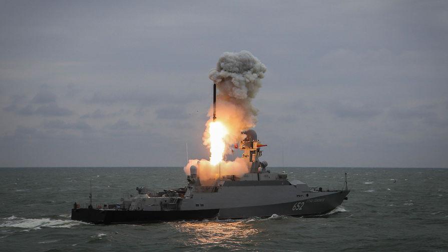 Будет еще больше: Украину беспокоят «Калибры» в Черном море
