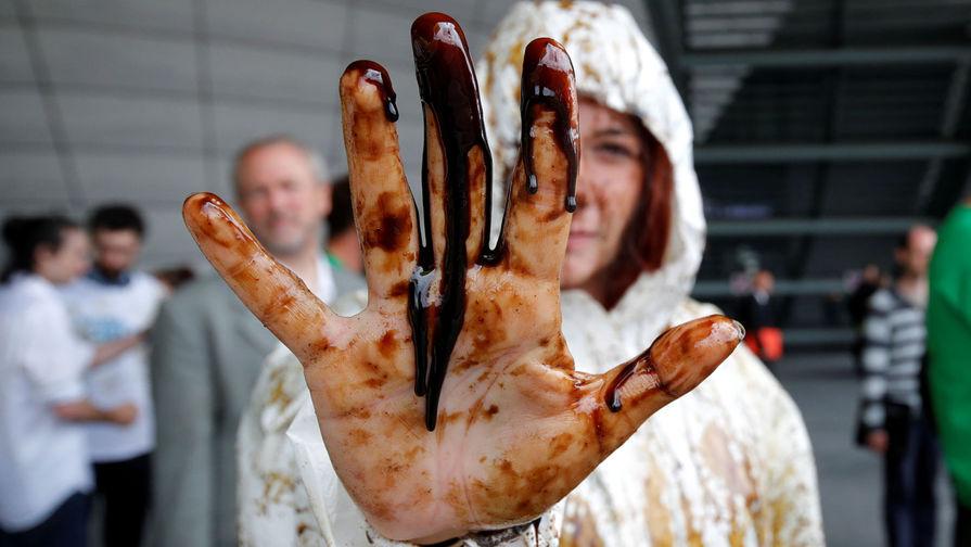 DW: по «Дружбе» снова идет грязная нефть