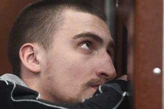 Павел Устинов в зале заседаний Тверского суда Москвы, 12 сентября 2019 года