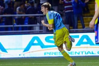 Футболисты «Астаны» впервые пробились в групповой раунд Лиги чемпионов