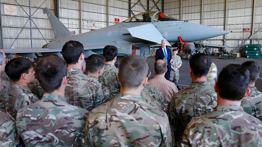 СМИ сообщили о гибели еще пяти британских солдат в Сирии