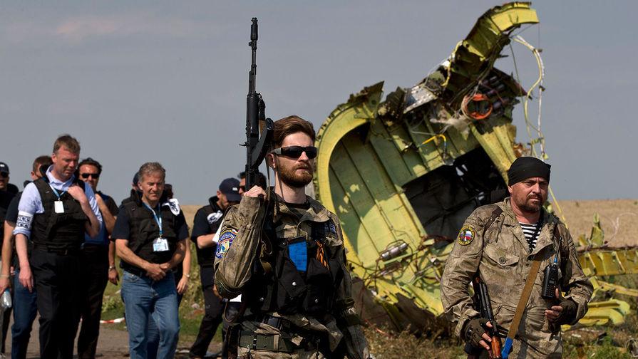 Украли из ДНР: Украина арестовала свидетеля по делу Boeing MH17