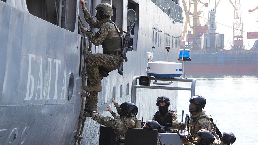 Пока Москва молчит, морпехи ВСУ готовятся