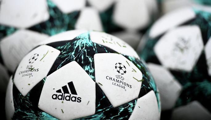 Мяч Лиги чемпионов