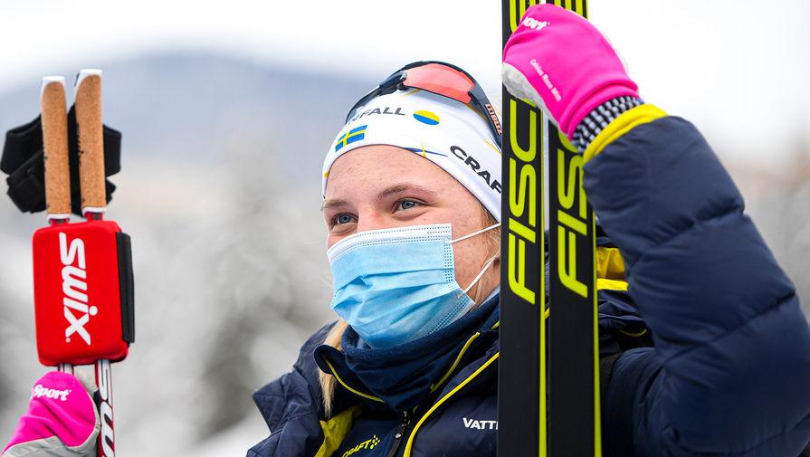 Лыжница Линн Сван