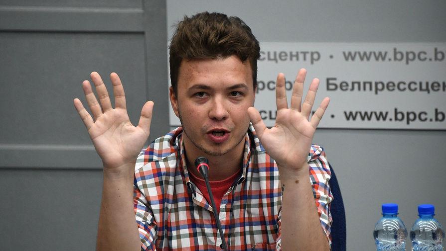 Новый Twitter-аккаунт арестованного в Белоруссии блогера Протасевича заблокирован