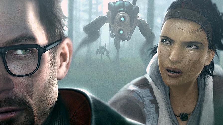 (29) Аликс Вэнс из Half Life 2